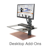 Desktop Adjustable Workstation