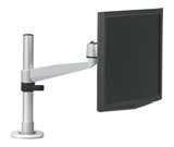 Post Mount Monitor Arm