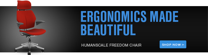 ergohuman - style, durability, and complete comfort