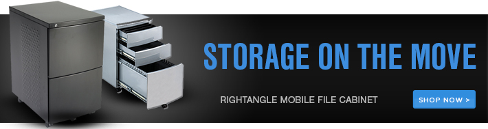 Flexibility In Your Office With Mobile Storage