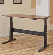 Adjustable Height Desks. ELECTRIC U003e