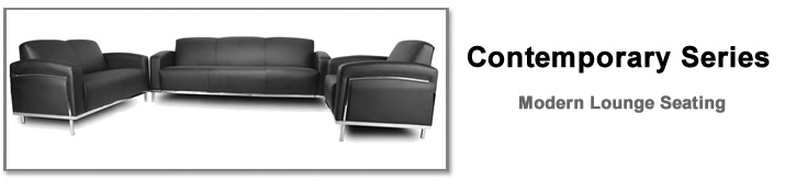 Contemporary Lounge Furniture Set
