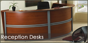 Reception Desk Main Page