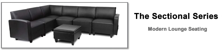Sectional Lounge Furniture Set