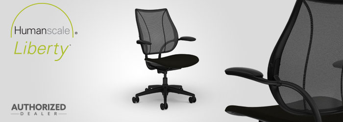 humanscale liberty task chair quick ship