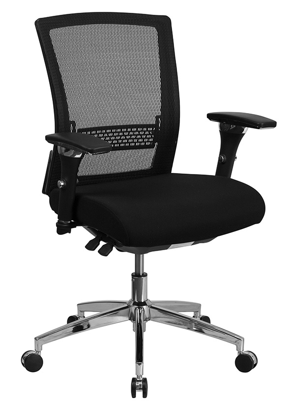 BTOD 24 Hour Mesh Back Office Chair