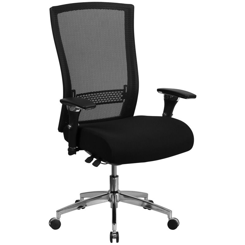 Btod 24 7 Mesh Back With Seat Slider Chair W 300 Lbs Capacity