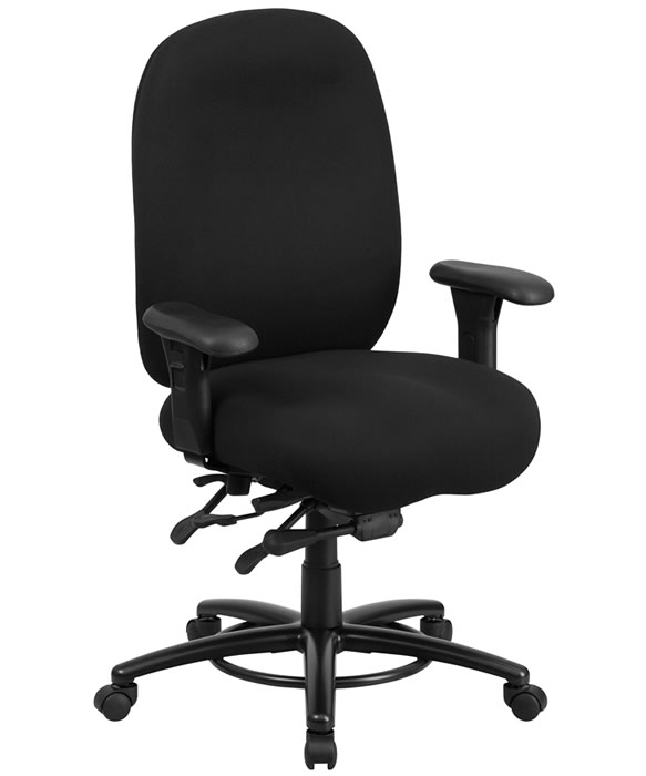 btod intensive use big and tall office chair rated for 350 lbs