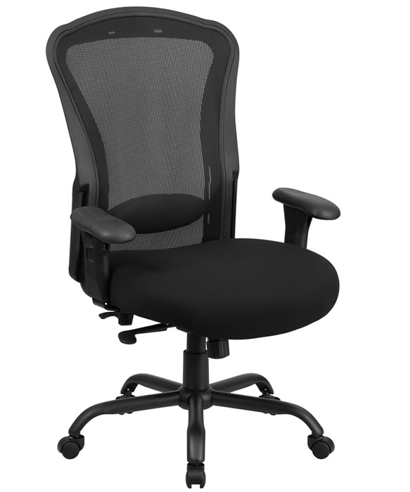 Btod Intensive Use 24 7 And Tall Mesh Back Office Chair Seat Rated For 400 Lbs