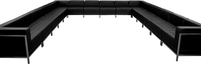 BTOD Imagination Series UShape Large Modern Lobby Sofa