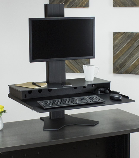 The Duke For Single And Dual Monitors With Vesa Mounts Made In Usa