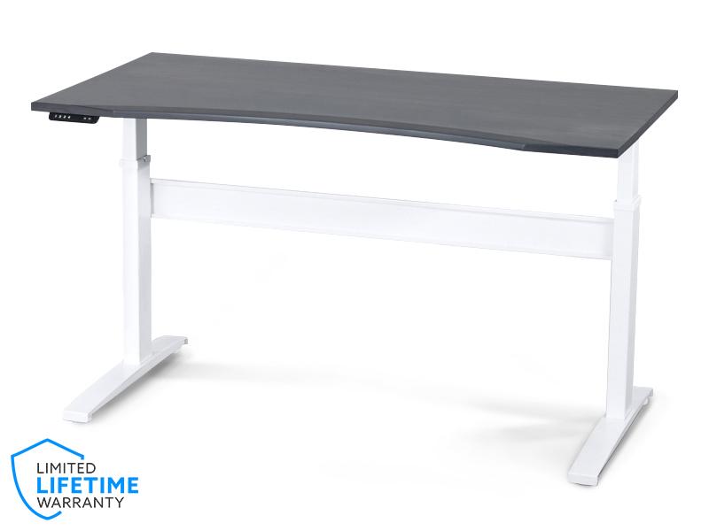 Fine Vertdesk V3 Electric Sit Stand Desk Ergo Edge Hardwood Download Free Architecture Designs Sospemadebymaigaardcom