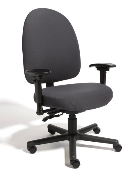 "Cramer Triton Max 24/7 Chair 500 lb. Capacity 23"" Wide Seat - 15 Year Warranty"