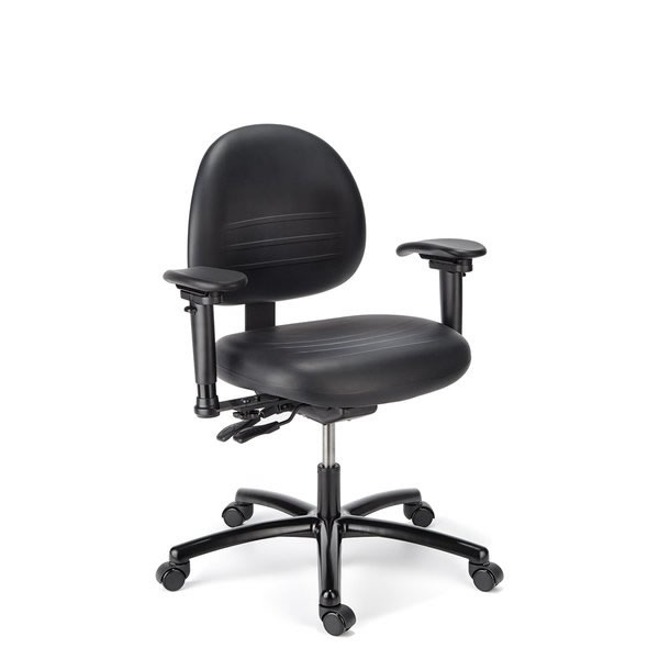 cramer large back industrial call center desk chair