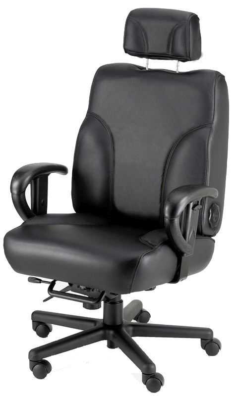*New* ERA Backsaver Big and Tall Intensive Use Office Chair 400 lbs Rating