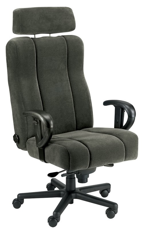 ERA Captain Big and Tall Intensive Use Office Chair 400 lbs Rating
