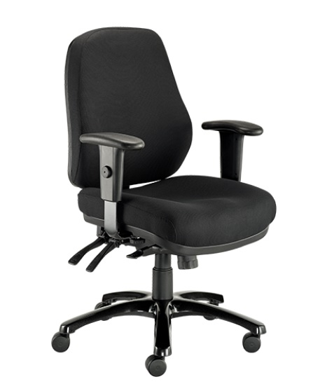 Ordinaire Eurotech 24/7 Round The Clock Task Chair