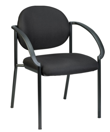 Eurotech Dakota Stacker Guest Chair