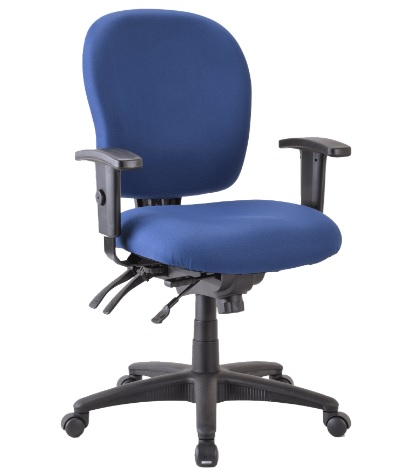 Eurotech Racer Fully Loaded Ergonomic Office Chair