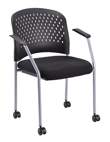 *New* Eurotech Breeze Guest Chair with Casters