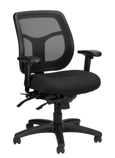 Eurotech Apollo Multi-Function Office Chair With Seat Slider