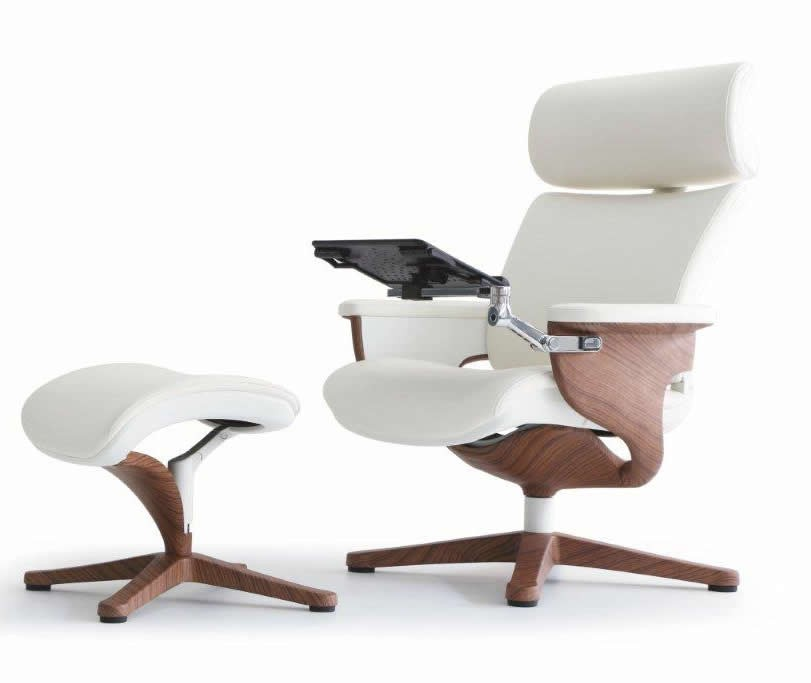 Eurotech Nuvem Chair Compare Herman Miller Eames Chair