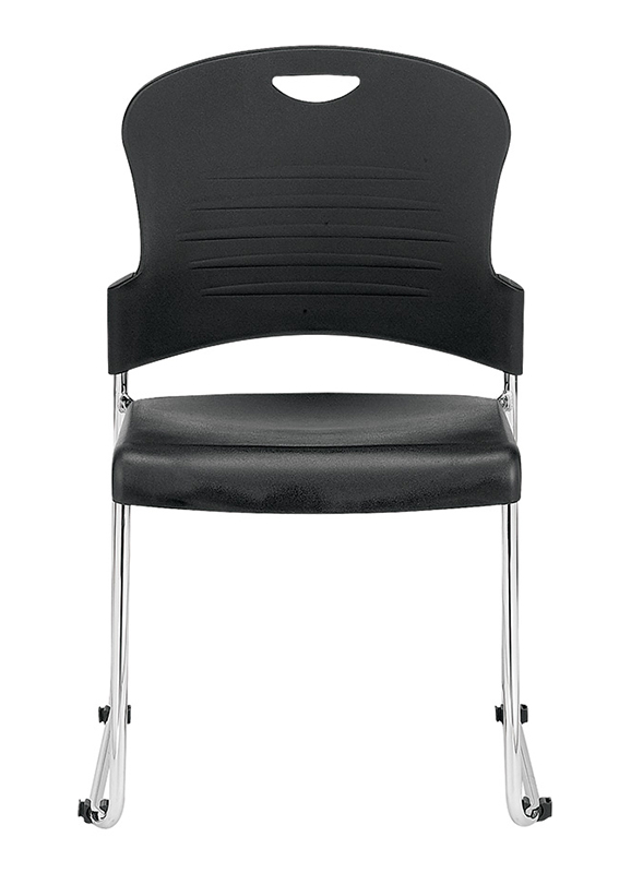 Eurotech S5000 Solid Back Stack Chair *Price Includes 4-Pack Of Chairs*