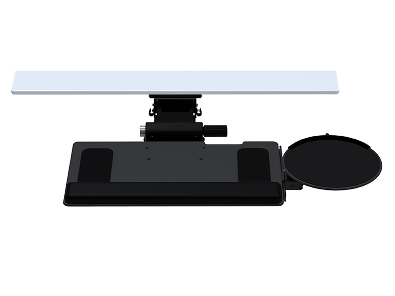 Humanscale 6G System With 900 Board And Clip Mouse Black