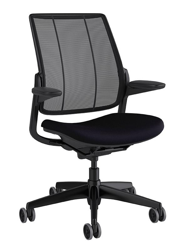Humanscale Diffrient Smart Chair Quick Ship