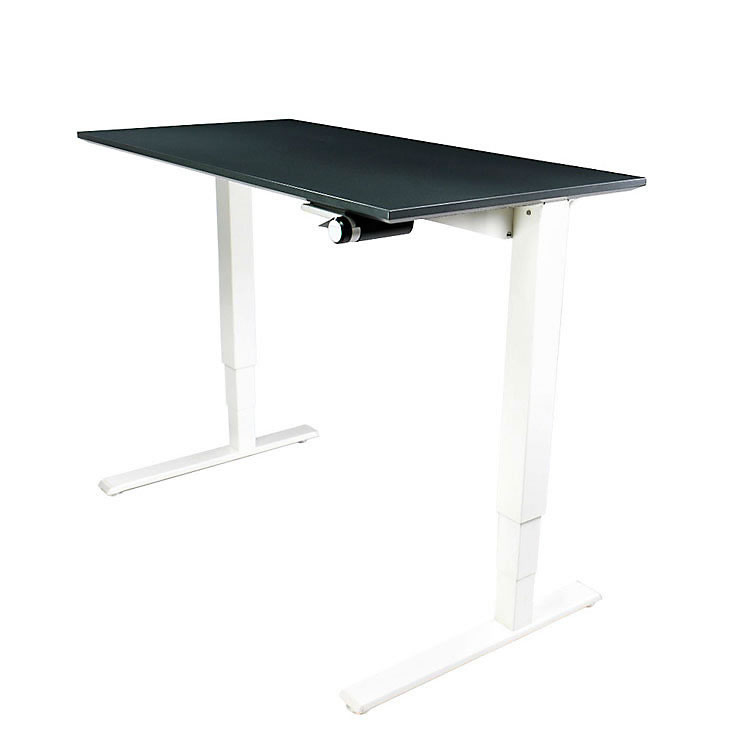 Humanscale Float Counterbalance Adjustable Desk with Top