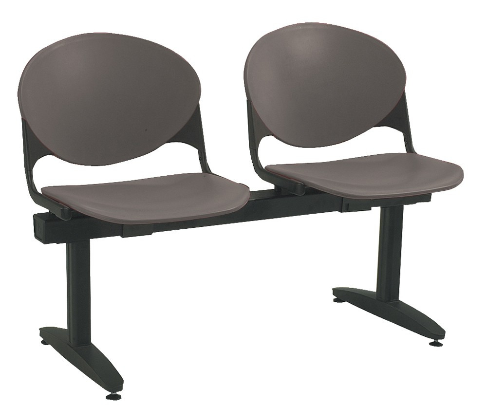 KFI 2000 2 Chair Beam System - 400 lbs. Per Seat