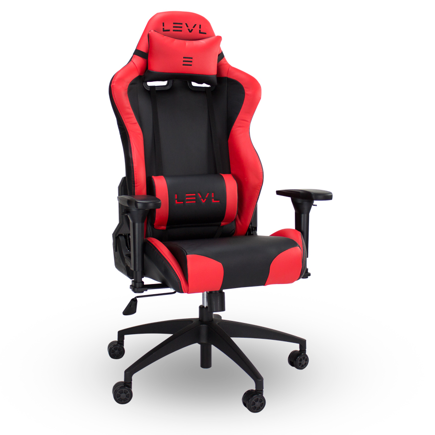 levl gaming alpha series m pc game chair. Black Bedroom Furniture Sets. Home Design Ideas