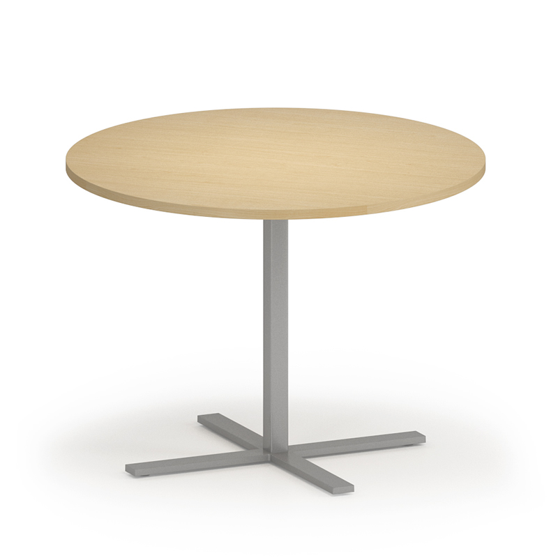 "Lesro Avon Series 42"" Round Dining Height Caf?? Table"