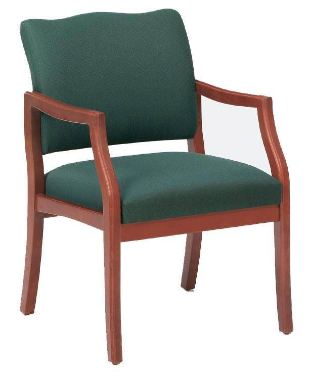 Lesro Franklin Series Guest Chair w Arms D1851K5
