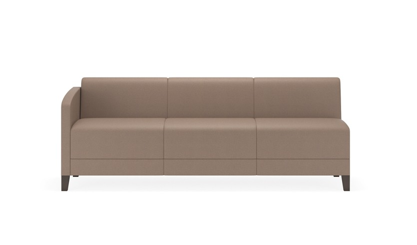 Lesro Fremont Series Reception Sofa Right Arm Only