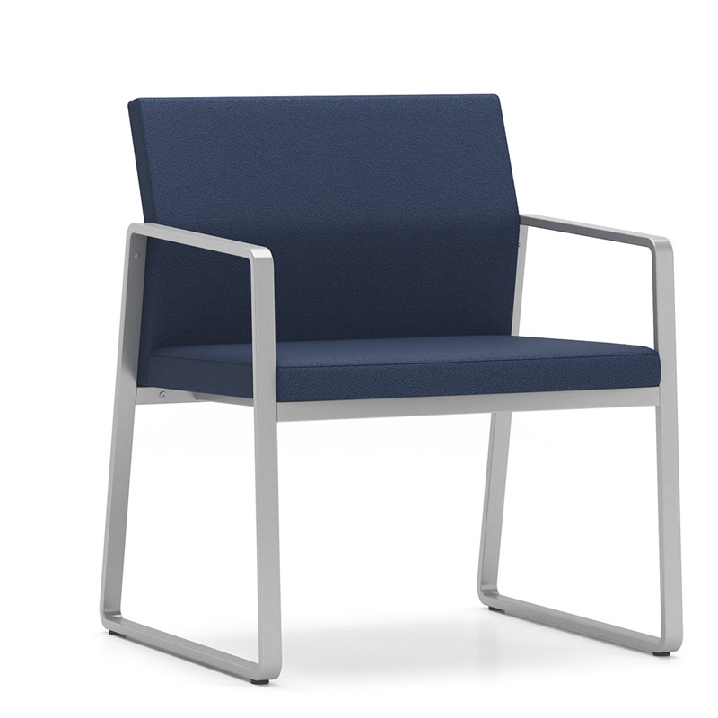 Brilliant Lesro Gansett Series Oversize Guest Chair Rated For 400 Lb Gmtry Best Dining Table And Chair Ideas Images Gmtryco