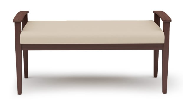 Lesro Amherst Series 2 Seat Reception Bench