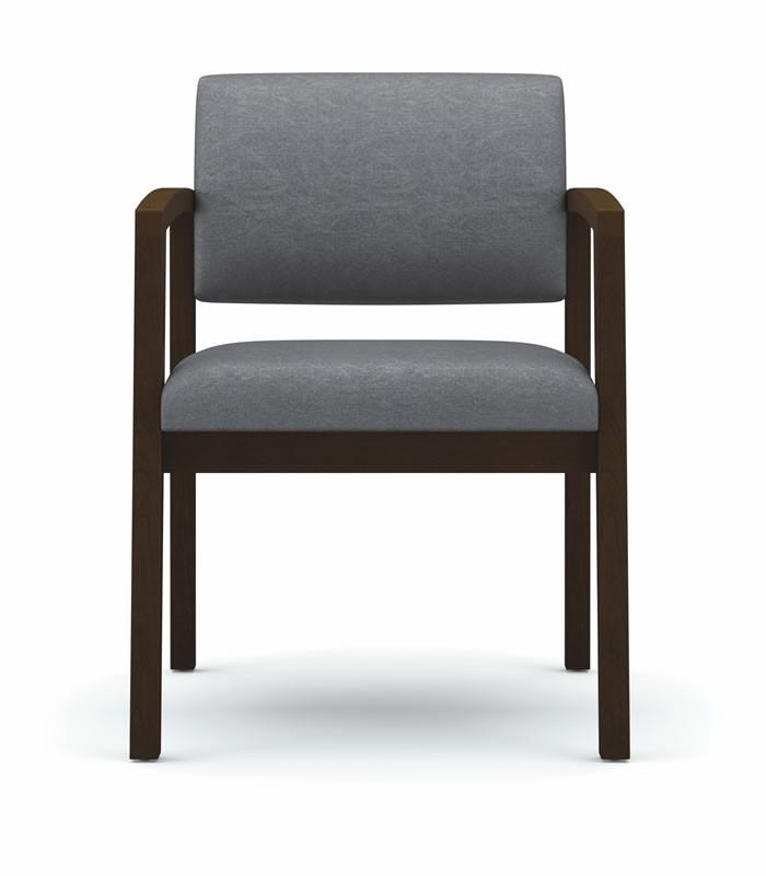 Lesro Lenox Series Guest Chair w Arms L1101G5