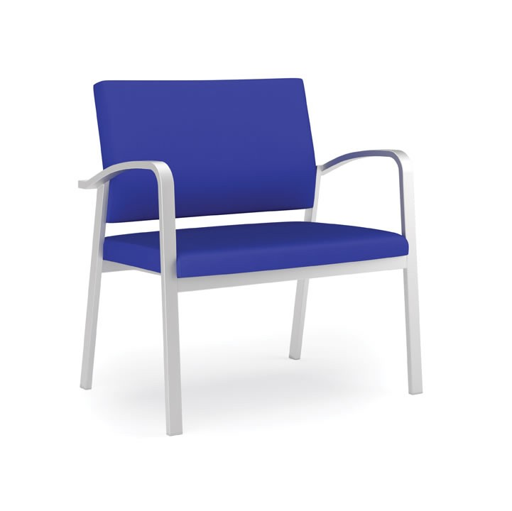 Lesro Newport Series Bariatric Guest Chair Rated For 750 lbs!