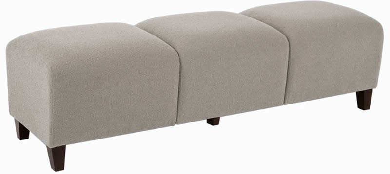 Lesro Siena Series 3 Seat Reception Bench