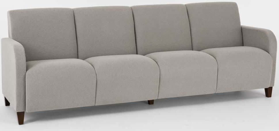 Lesro Siena Series 4 Seat Reception Sofa