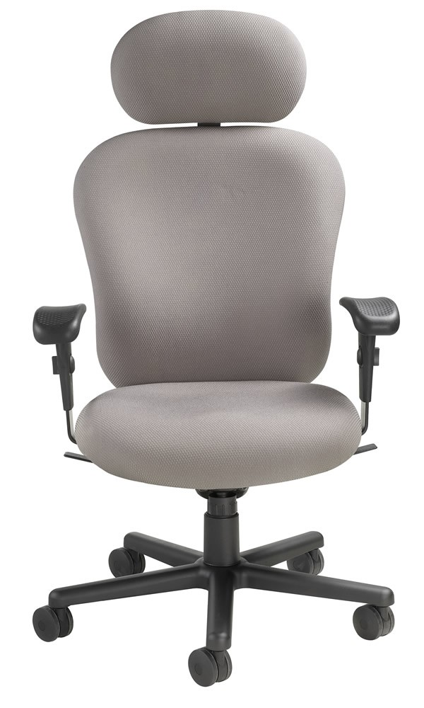 nightingale heavy duty intensive use office chair headrest rated for