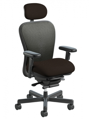 Nightingale CXO Mid Back Heavy Duty Mesh Office Chair 450 lb.Weight Capacity