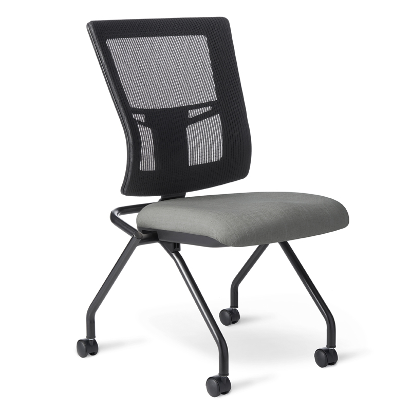 Office Master Affirm Nesting Guest Chair Armless
