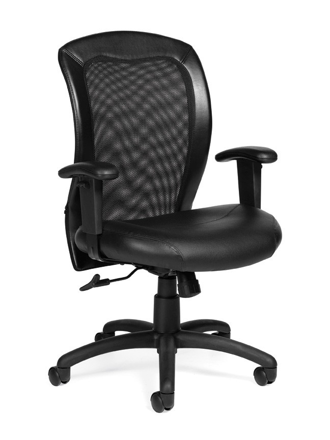 Offices To Go Mesh Back Computer Chair