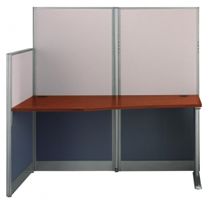 "Bush Office In An Hour Collection 60"" Straight Workstation"