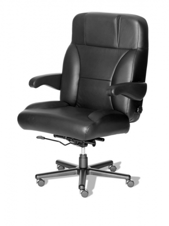 "ERA Stress Reducer Big and Tall Office Chair 500 lbs Rating 26"" Wide Seat!"