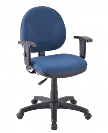 Eurotech OSS Fabric Computer Chair w/ No Arms (EUR-OSS400)