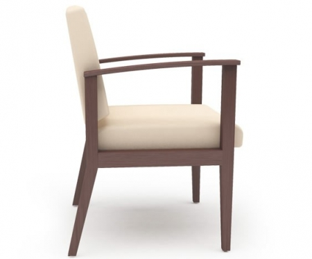 Lesro Amherst Series Guest Chair