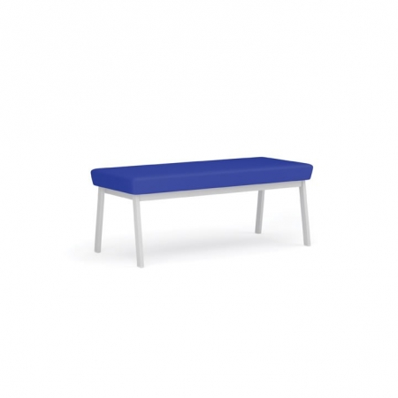 Lesro Newport Series 2 Seat Bench Three Frame Color Options